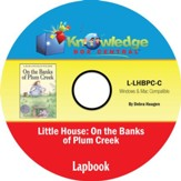 Little House: On the Banks of Plum Creek Lapbook PDF CD-ROM