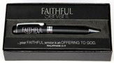 Faithful Servant Pen, Gray