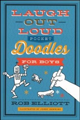 Laugh-Out-Loud Pocket Doodles for Boys