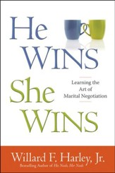 He Wins, She Wins: Learning the Art of Marital Negotiation - Slightly Imperfect