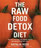 The Raw Food Detox Diet - eBook