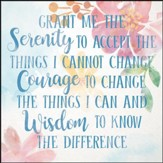 Serenity Prayer Coaster