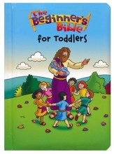 The Beginner's Bible for Toddlers--boardbook (slightly imperfect)