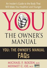 You: The Owner's Manual FAQs - eBook