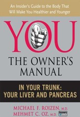 In Your Trunk: Your Liver and Pancreas - eBook