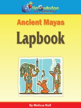 Ancient Mayas Lapbook (Printed Edition)