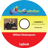 William Shakespeare Lapbook PDF CD-ROM