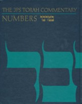 Numbers, JPS Torah Commentary - Slightly Imperfect