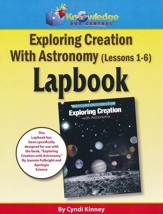 Apologia Exploring Creation with Astronomy Lessons 1-6 Lapbook Kit