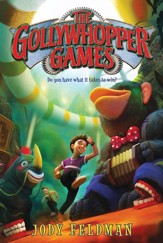 The Gollywhopper Games - eBook