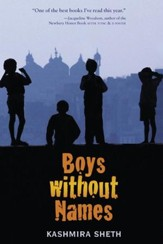 Boys Without Names - eBook