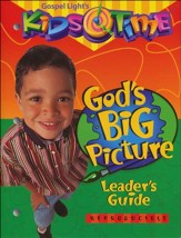 God's Big Picture Leader's Guide