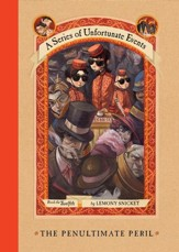 A Series of Unfortunate Events #12: The Penultimate Peril - eBook