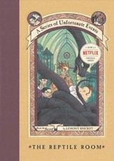 A Series of Unfortunate Events #2: The Reptile Room - eBook