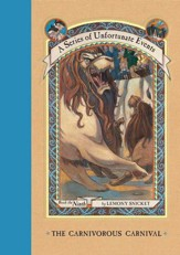 A Series of Unfortunate Events #9: The Carnivorous Carnival - eBook