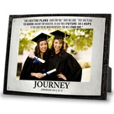 Journey, For I Know the Plans Photo Frame