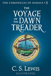 The Voyage of the Dawn Treader: The Chronicles of Narnia - eBook