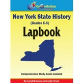 New York State History Lapbook Kit