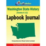 Washington State History Lapbook Kit