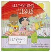 All Day Long with Jesus Board Book