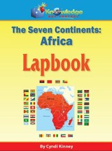 The Seven Continents: Africa Lapbook (Printed Edition)