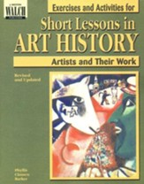 Exercises and Activities for Short Lessons in Art History - Slightly Imperfect