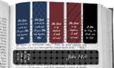 Magnetic Scripture Bookmarks, Pack of 6
