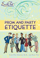 Prom and Party Etiquette - eBook