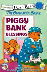 The Berenstain Bears Bears Piggy Bank Blessings  - Slightly Imperfect