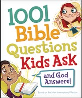 1,001 Bible Questions Kids Ask