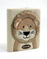 Little Lion's Bible, plush board book - Slightly Imperfect