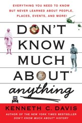 Don't Know Much About Anything - eBook