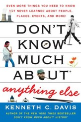 Don't Know Much About Anything Else - eBook