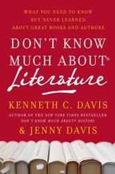 Don't Know Much About Literature - eBook