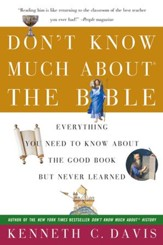 Don't Know Much About the Bible - eBook