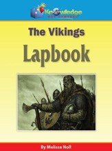 The Vikings Lapbook (Printed Edition)