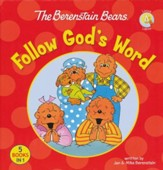 Living Lights: The Berenstain Bears Follow God's Word