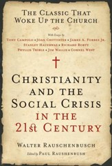 Christianity and the Social Crisis in the 21st Century - eBook