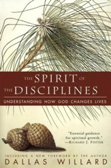 The Spirit of the Disciplines - eBook