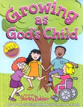 Growing As Gods Child Coloring Book