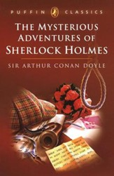 The Mysterious Adventure of Sherlock  Holmes