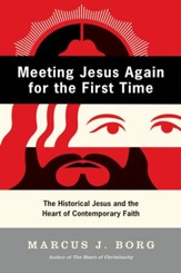 Meeting Jesus Again for the First Time - eBook