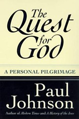 The Quest for God: Personal Pilgrimage, A - eBook