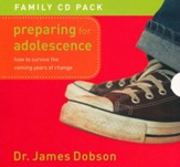 Preparing for Adolescence: How to Survive the Coming Years of Change- audio CD