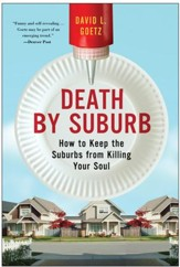 Death by Suburb - eBook