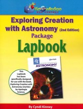 Lapbook Package (Printed Edition) for Apologia's Exploring Creation with Astronomy (2nd Edition)