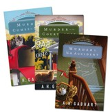 The Hidden Springs Mysteries Series, Volumes 1-3