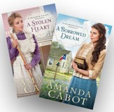 Cimarron Creek Trilogy, Volumes 1 & 2