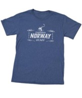 Expedition Norway VBS 2016: Staff T-shirt, X-Large (46-48)