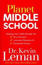 Planet Middle School, Paperback